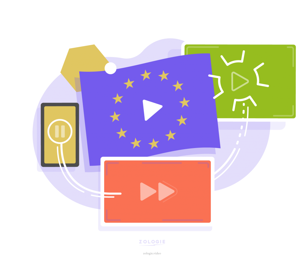 European projects love explainer videos